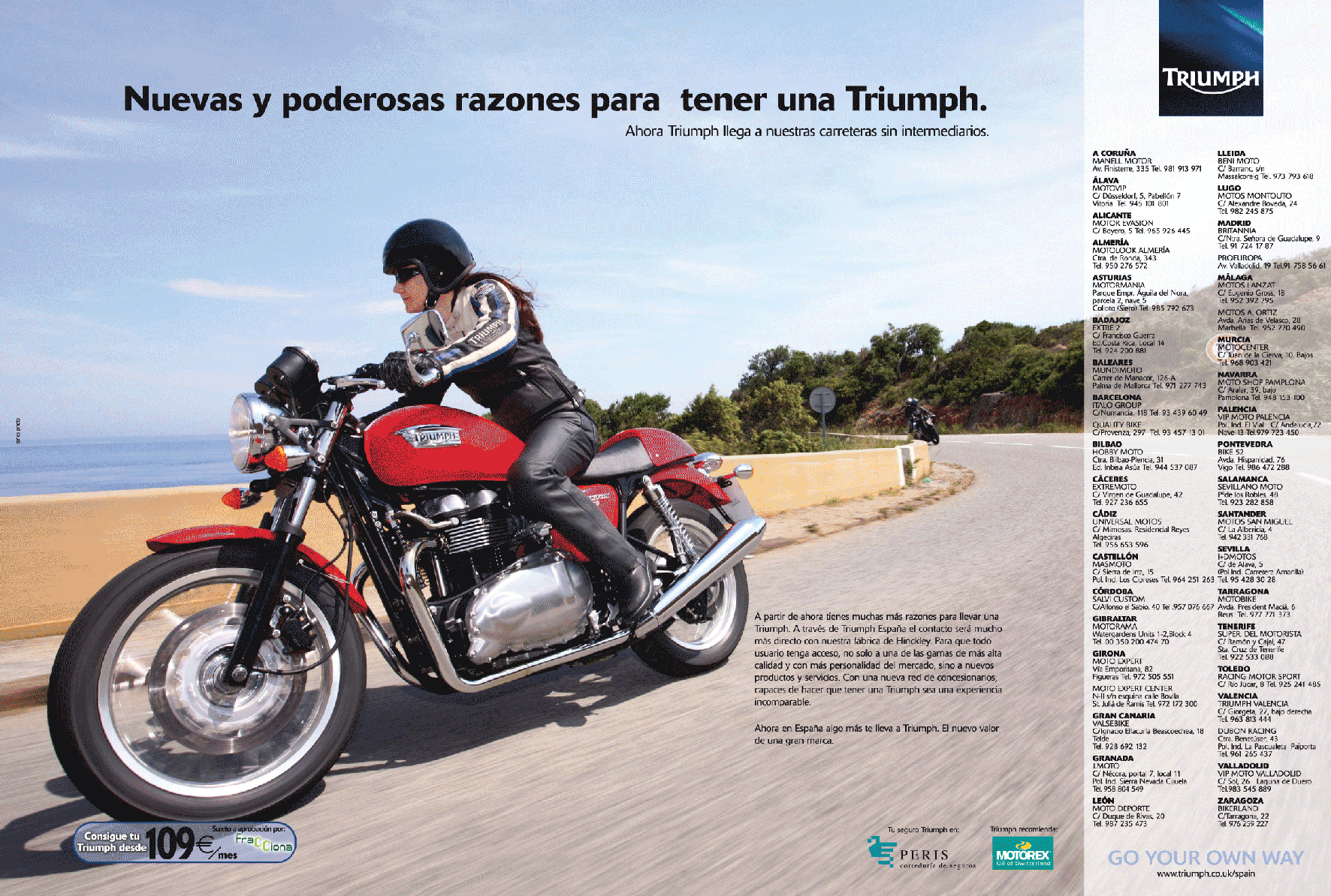 Doble-Thruxton-